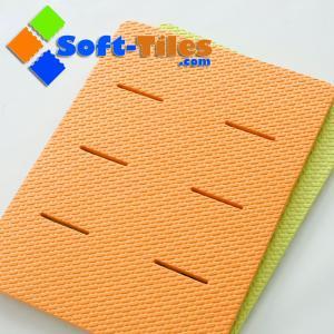 China EVA anti slip waterproof floor mat , bath anti-slip mat 60*45cm on sale