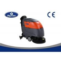 Dycon Stable And Active Machine , Floor Scrubber Dryer Machine With One Key Control Manufactures