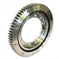 China aerial work platform slewing bearing , OEM slewing ring parts , rotary tables bearing on sale