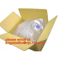 3L 5L 10L 20L liquid apple fruit juice water packaging bag in box,Customized 1.5L 3L 5L/Liter Reusable Refillable Empty