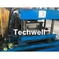High Speed GI / Carbon Steel Coil Profile / Cable Tray Forming Machine 11KW Manufactures