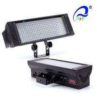 10mm RGB 4 DMX512 LED Strobe Light Bar 60 Hz 2A 20W Emergency Strobe Lights Manufactures