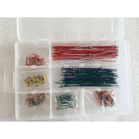 White / Red / Yellow / Black Breadboard And Wire Kit For Breadboard Experiment Manufactures