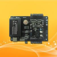 TCP/IP RS485 Network 1 Door Access Control Panel Board With Software Management