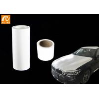 China Ritian Automotive Protective Film 1200mm*100m Size For Car Body Hood UV Resistance on sale