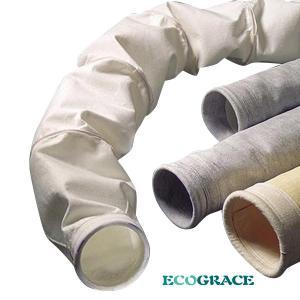 Baghouse Filter Polyimide Filter bag P84 Filter Bag , Waster Incinerator Manufactures