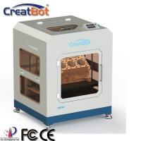 Stable Industrial CreatBot 3D Printer Full Enclosed Metal Chamber Easy Operation Manufactures
