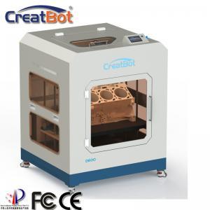 China 200 Mm/S Max Speed 3d Metal Printing Machine / High Accuracy 3d Printer on sale