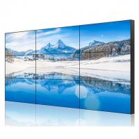 4k Display Hd 1080p 3X3 55 Inch Seamless Lcd Wall Tft Display Video Controller Indoor Manufactures