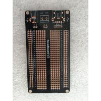 1.5mm OPS Black Universal Prototype PCB Board 105 * 55mm Short Circuit Protection Manufactures