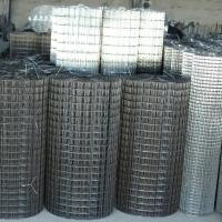 10x10 10 Gauge Welded Wire Mesh Hot Dipped Galvanized For Protection Manufactures