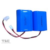 6.4V 3.3Ah Lithium Iron Phosphate Battery Pack for Home Solar System Manufactures