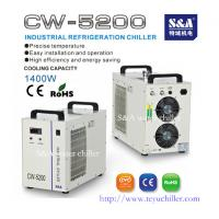 China Compact recirculating chiller S&A CW-5200 factory on sale