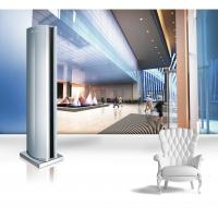 Cyclone Cross Flow Vertical Air Curtain / Air Cutter For Door Approved ISO 9001 Manufactures