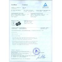 HeBei BoTou Safety Tools Co.,Ltd Certifications