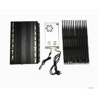 Quality 14 antenna high power adjustable Cell Phone Signal Jammer full coverage for all the signals for sale