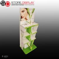 cream semi-permanent floor display stand be bespoke Manufactures