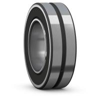 BS2 2208-2CS Sealed Bearing Spherical Roller , Nylon Cage Concrete Mixer Bearings Manufactures