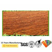 3D Stable Heat Transfer Powder Coating High Imitation Wood Grain SGS Approval Manufactures