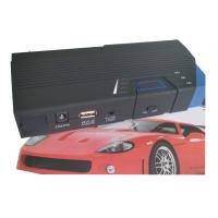 Portable Power Bank Car Jump Starter , 12000mAh Jump Starter Pack With Pump Tire Manufactures