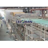 Buy cheap Durable Small Scale Paper Making Machine , Large Capacity Fourdrinier Paper from wholesalers