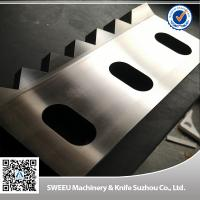 China Corrosion Resistance Plastic Granulator Blades Excellent Cutting Longevity on sale