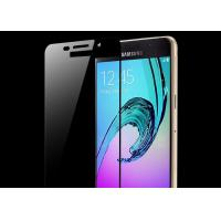 Samsung A3 2016 2.5D Tempered Glass Screen Protector , Full Cover Screen Protector Shield Manufactures