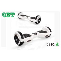 Bluetooth Electric Balance Scooter , Two Wheel Electric Vehicle Self Balanced Manufactures