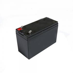 12.8 Volt 6Ah Rechargeable Lifepo4 Batteries UN38.3 Pollution Free Manufactures