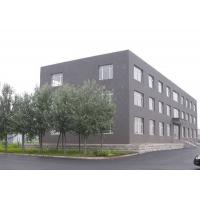 Painted Steel Structure Office Industrial Function Hall Good Sealing Performance