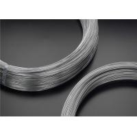 0.3mm To 4.0mm Galvanized Iron Wire 0.2kg To 200kg / Roll 500kg / Roll Manufactures