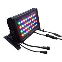 Quality Outdoor 36 x 3w Rgb  Ip65 Stage led Wall Wash Lighting / Event Lights for sale