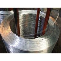 China Cold Heading Steel Galvanized Steel Cable , Wire Rope Steel 300-1000 Kgs / Coil on sale