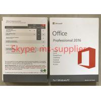 Microsoft Office 2016 Proffesional Plus USB Flash Key Code Activation Online Lifetime Warranty Manufactures