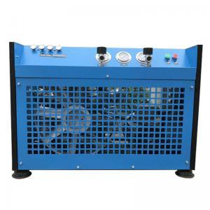 China 200 Bar High Pressure Air Compressor 200L/Min Capacity Reciprocating Piston Type on sale