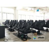 Special Effects 6D Cinema Equipment With Black And White Design Manufactures