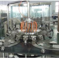 Fully Automatic Non-carbonated Drink Liquid Filling Machine For Wine / Juice Manufactures