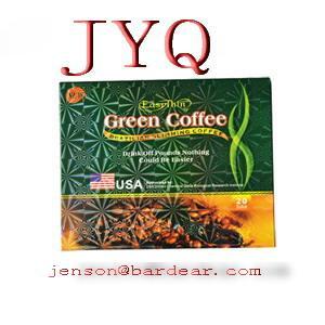 China Easy Thin Brazilian Slimming Green Coffee on sale