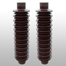 China 57-24 line post porcelain insulator on sale