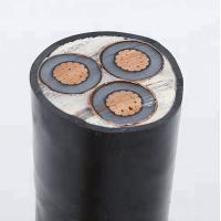 Underground Xlpe Insulated Power Cable SWA STA Armoured Flame Retardant Manufactures
