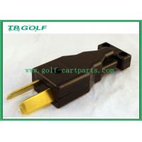China Electric Dc Crowsfoot Golf Cart Charger Plug For Club Car 12 Months Warranty on sale
