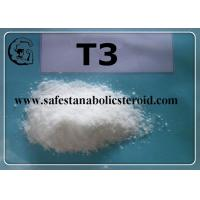 Weight Loss Steroids Hormone Powder Cytomel Liothyronine Sodium /T3 L-Triiodothyronine Manufactures