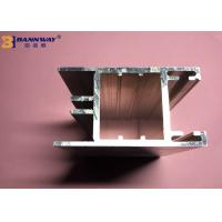 China H Style Industrial Aluminum Profile , Industrial Extruded Aluminum Profiles on sale