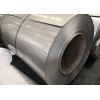 0.3 - 2.0mm Thick 200 Series 202 Stainless Steel Coil 2B Finish For Automotive Trim Manufactures