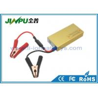 Colorful Slim Car Jump Starter Portable ROHS / CE / FCC Certificated Manufactures