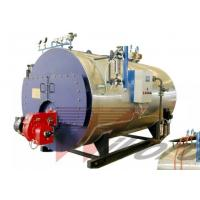 China Dual Purpose Waste Wood Boiler Compact Structure Low Pressure Safety CE Approved on sale
