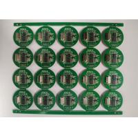 Buy cheap High Precision Electronic PCB Assembly , 4L 2OZ FR4 Electronics Circuit Board from wholesalers