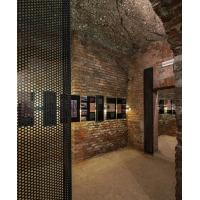 Perforated Metal Panels for Space Partition Wall Design Manufactures