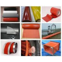 One-sided silicone rubber coated fiberglass cloth Manufactures