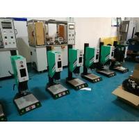 Integrated Ultrasonic Plastic Welding Machine 20Khz 1500w for Toy Gun Disguise Box Manufactures